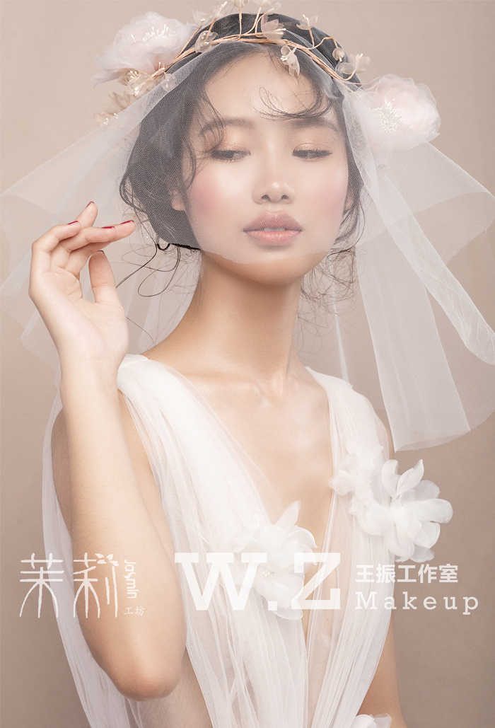 新娘造型|云卷云舒
