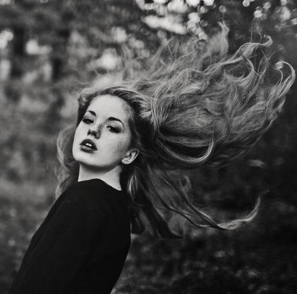 Marta Syrko细腻的情绪人像摄影作品