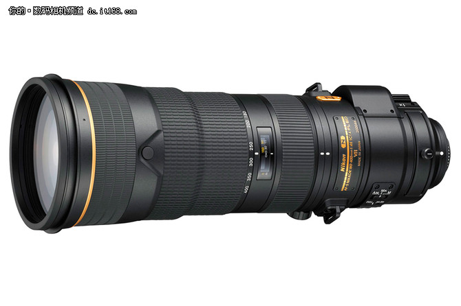支持防抖内置增距 尼康发布180-400镜头