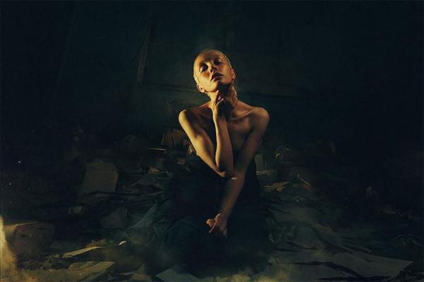Dmitriy Rogozhkin超现实主义青春人像摄影