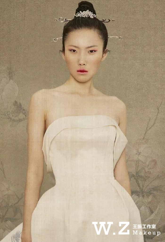 新娘造型丨复古新中式