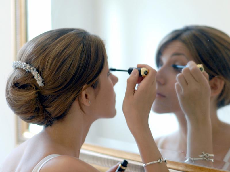 3种天然新娘妆的秘诀