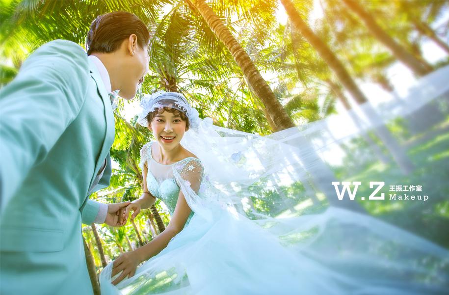 新娘造型丨我的未来全是你