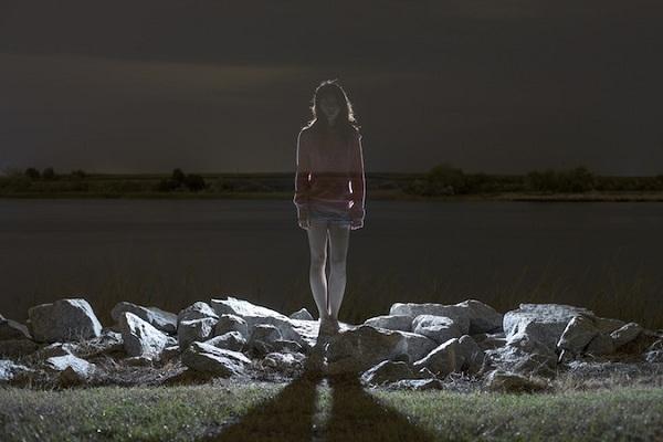 Andrew Lyman 飞驰而过的时空 超现实主义摄影作品