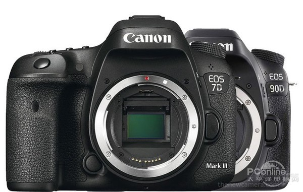 半画幅最强4K拍摄能力 佳能7D3或今年夏天发布