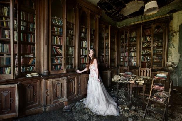Rebecca Litchfield的奇幻废墟之旅