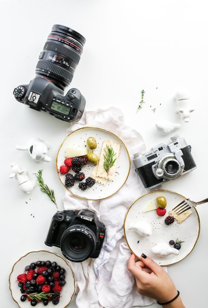 相机和镜头