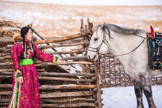 一支穿云箭,银冬内蒙来相见——内蒙古冬季旅行攻略