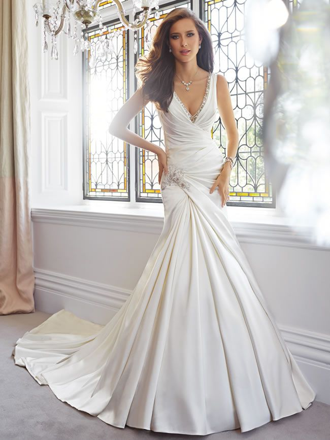 婚纱流行趋势