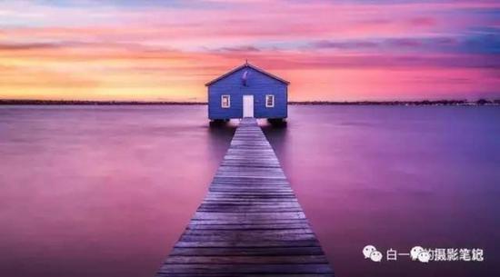 恬静之美 如何拍摄Perth水边的栈桥小屋
