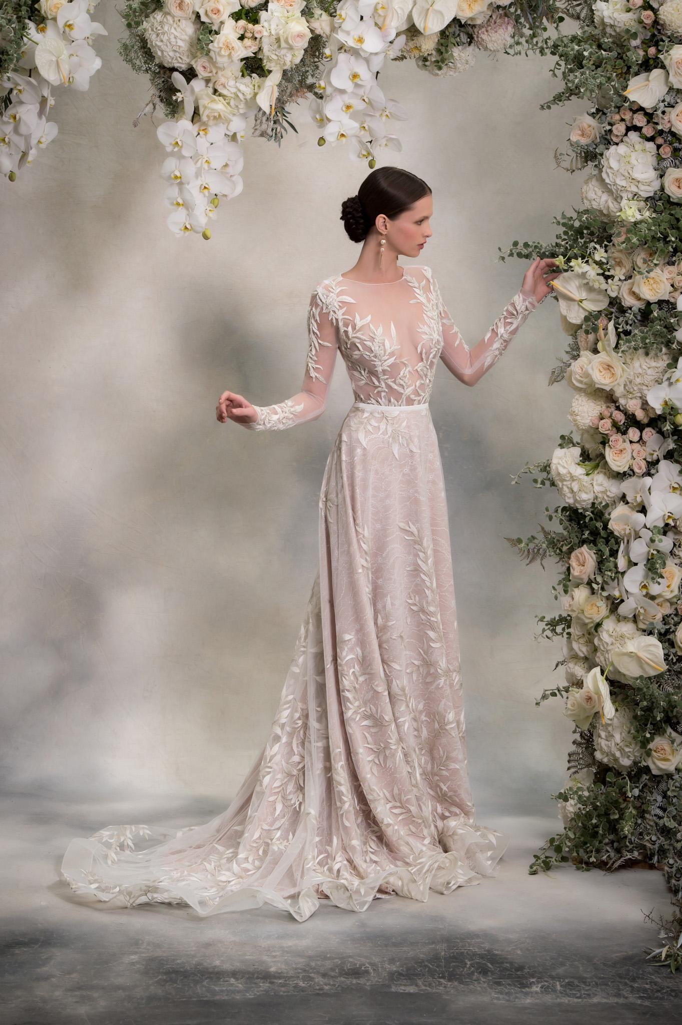 婚纱店的抉择