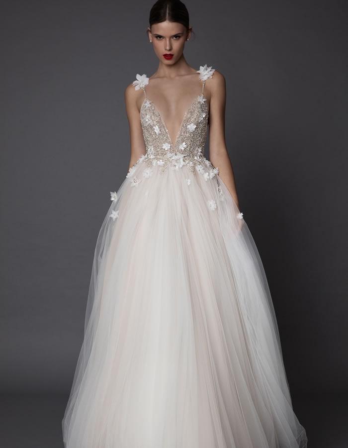 最浪漫的婚纱礼服