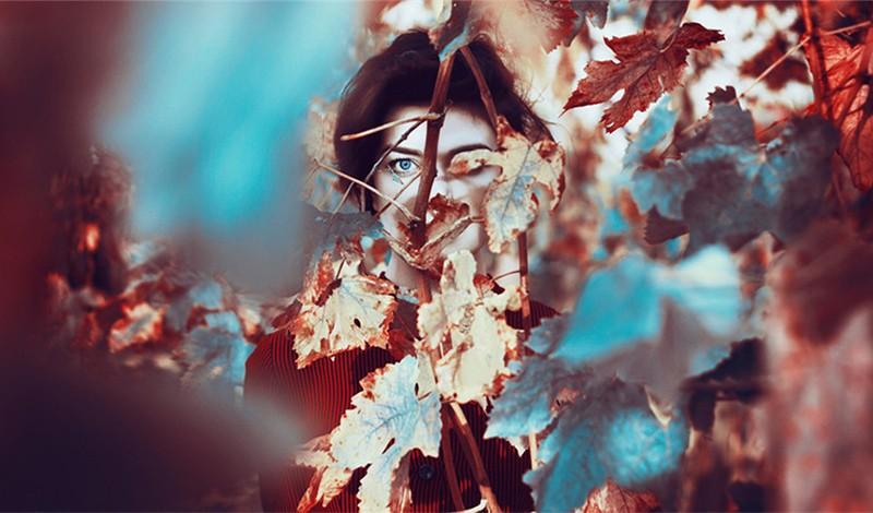 埃及摄影师Bassam Allam 魔法元素肖像作品