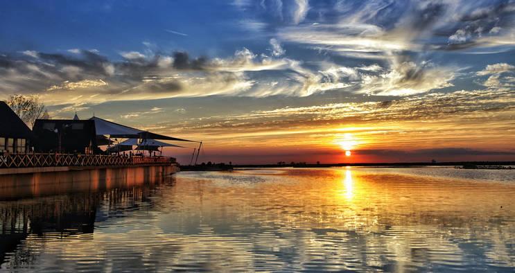 七里海国家湿地公园