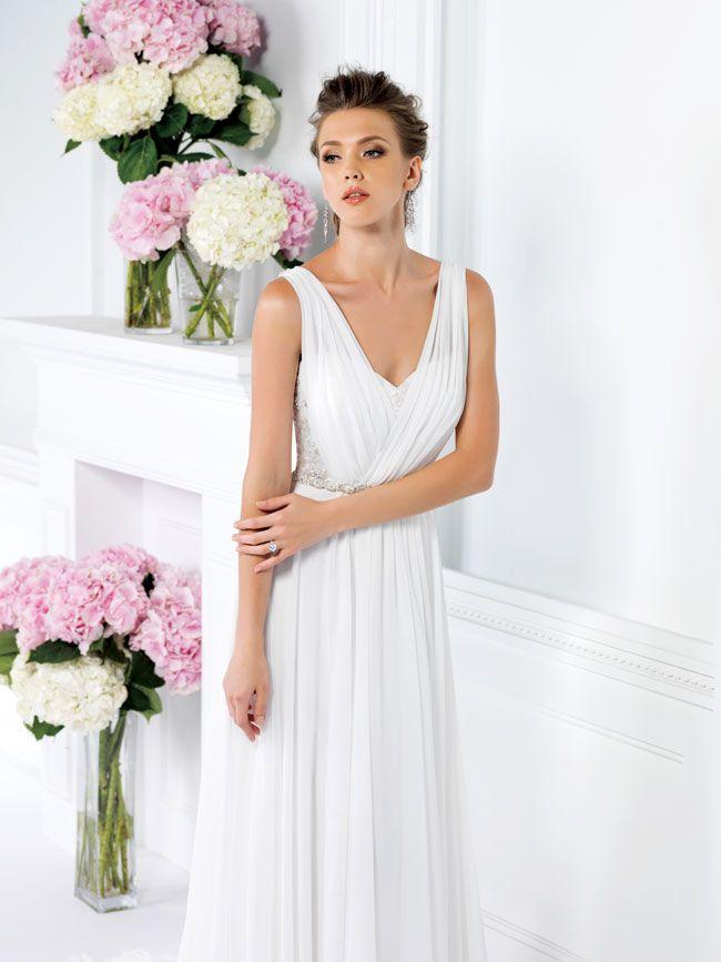 迷人婚礼主题的最佳新款礼服