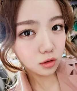 简单日常自然韩系裸妆教程