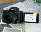 C幅2400万像素 佳能微单M50相机图赏