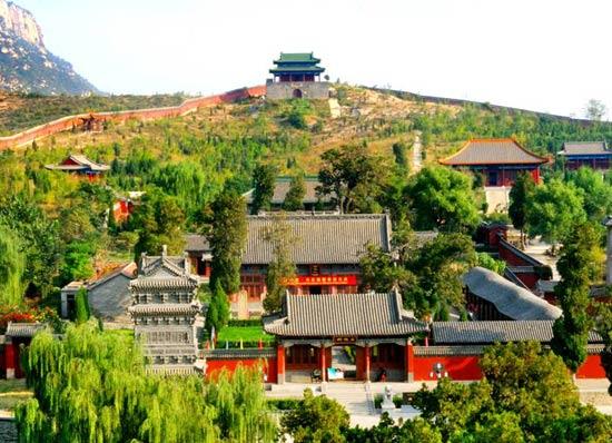 内丘扁鹊庙