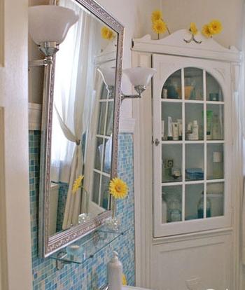 婚房卫生间的装饰