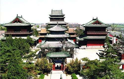 沧州观音寺