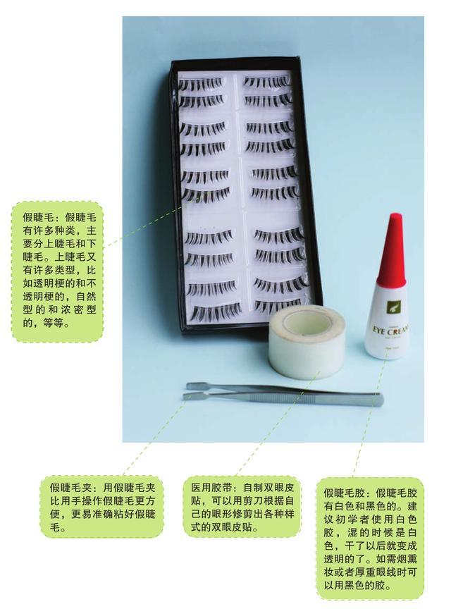 化妆新手入门,要化好妆先了解化妆工具