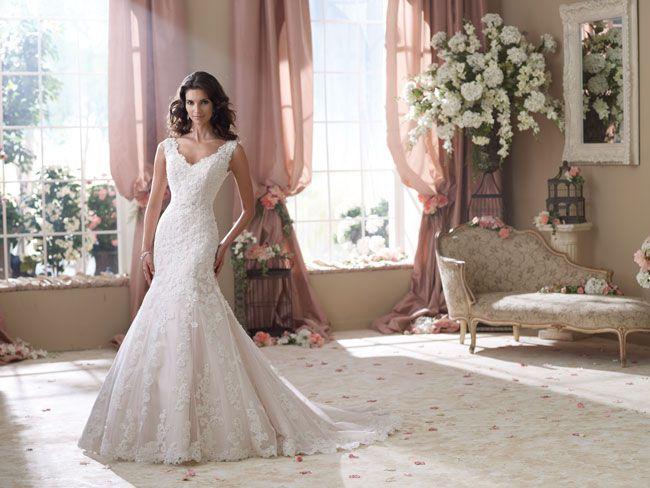 5件婚纱会让你看起来更苗条