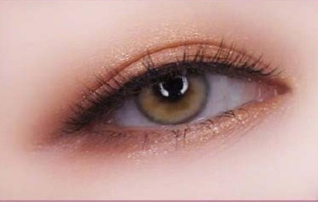 超美深邃质感日常眼妆教程,你与女神只差这一步