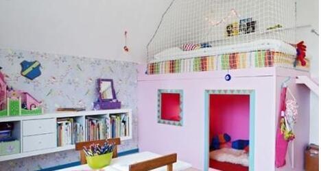 婚房装修儿童房的设计