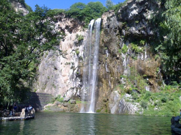 蜜月旅行沕沕水生态风景区