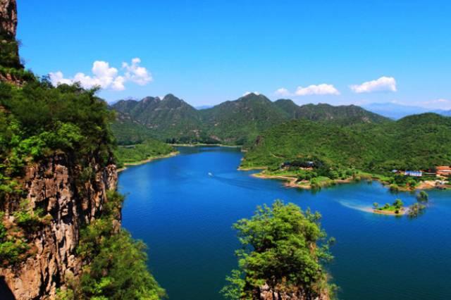 蜜月旅行易水湖