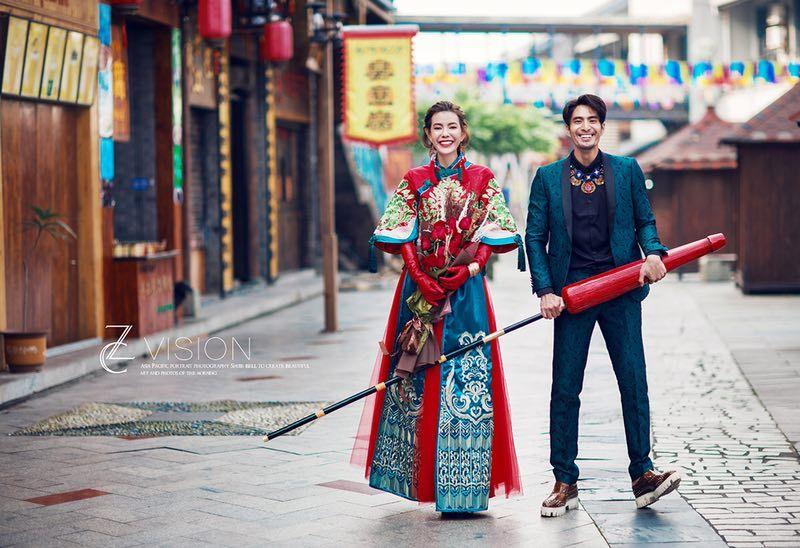 中式新娘妆画法注意事项