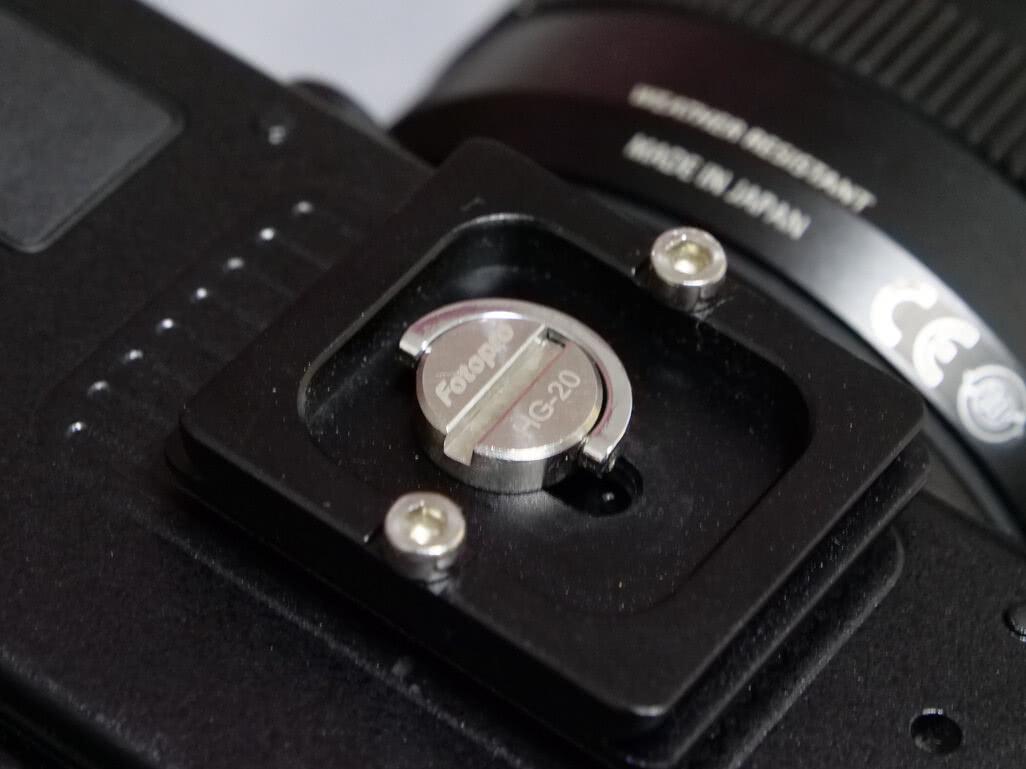 超轻便碳纤旅行三脚架 富图宝X-4CE试用报告