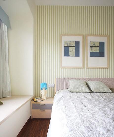 婚房装修卧室用什么色乳胶漆好看