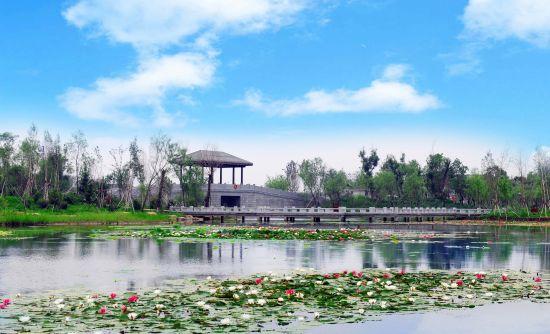 蜜月旅行卢龙一渠百库国家湿地公园