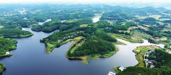 旅拍青龙湖国家湿地公园