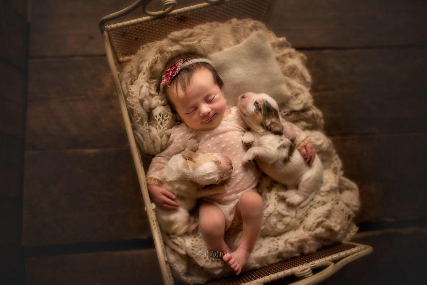 【婴儿摄影】婴儿是距离自然最近的人类