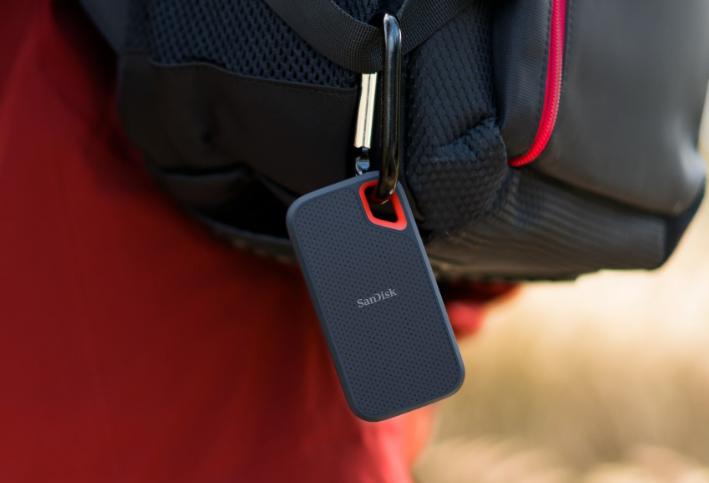 旅行摄影师必备 闪迪便携式固态硬盘体验