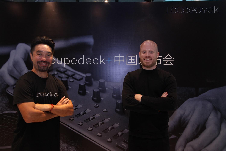 Loupedeck公司推出全新升级的图片编辑定制化调控盘Loupedeck+