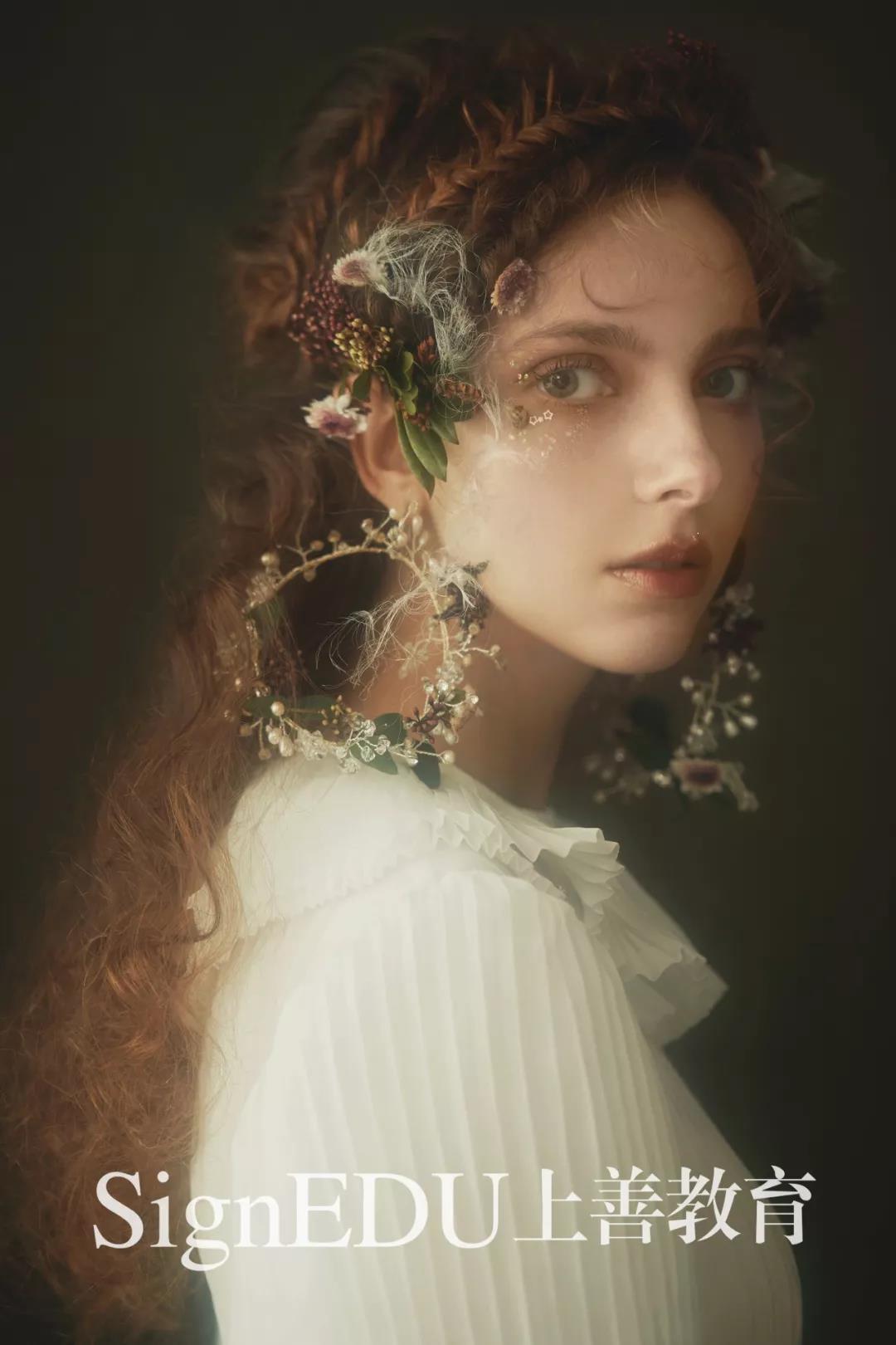 欧美妆容_化妆技巧 新娘造型 |欧美轻奢轻复古妆容,柔媚细腻与极致奢华的碰撞