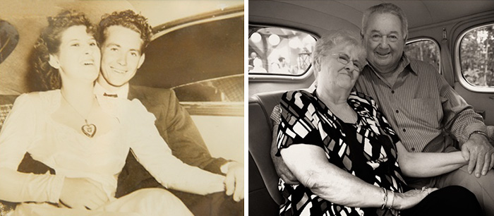 时光易老,他们这样翻拍纪念不老爱情