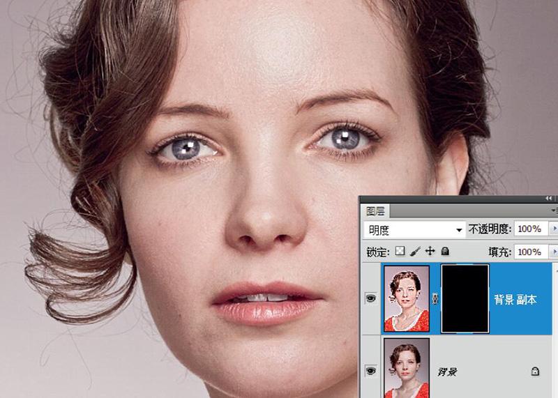 用ACR打造更酷的肖像作品