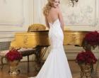 潍坊婚纱婚纱与美丽的背部