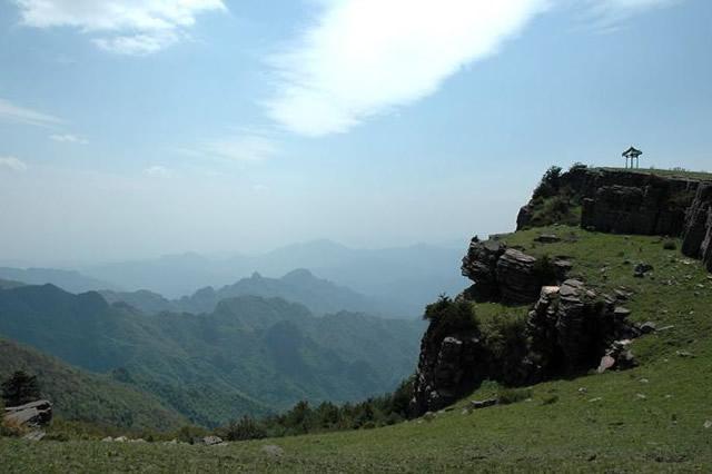 度蜜月历山国家自然保护区