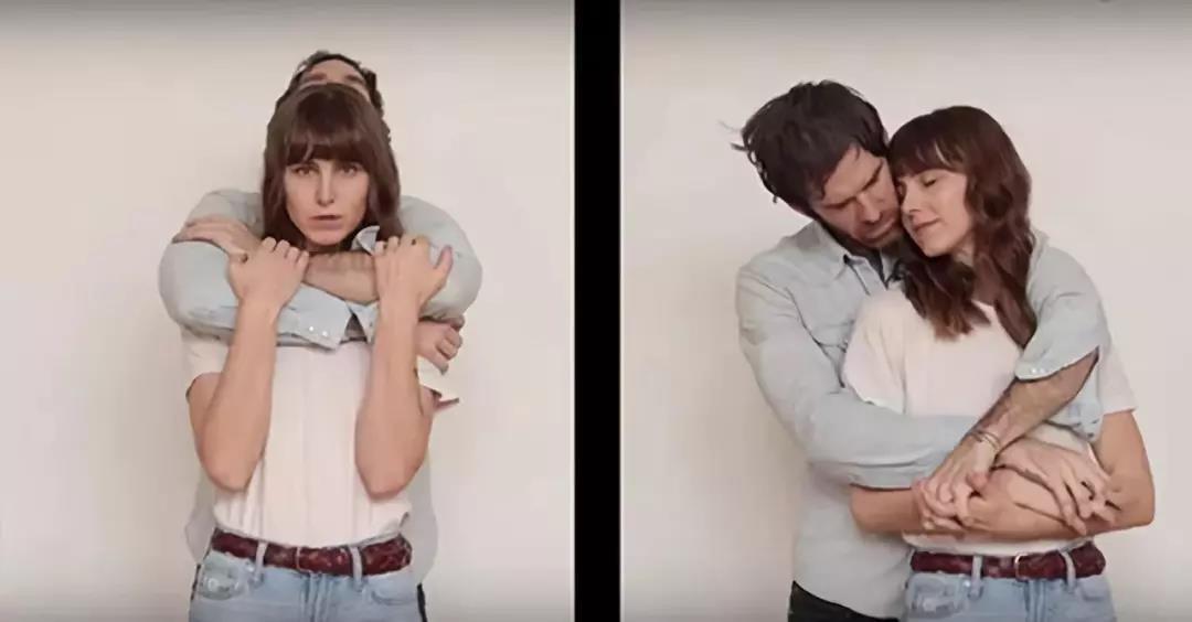 拍摄双人情侣照的摆姿要点与技巧