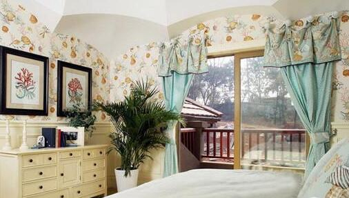 婚房装饰美式风格壁纸