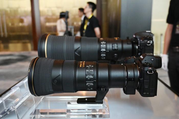 尼康在上海正式发布了Z6/Z7两款全新的全画幅微单数码相机