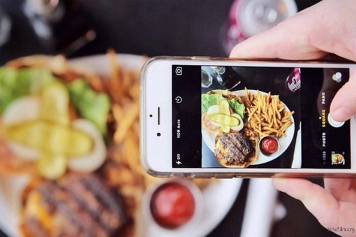帅爆你的朋友圈,手机轻松拍摄美食照片