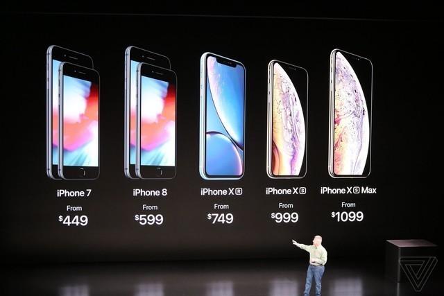 2018苹果发布会 关注的人越来越少