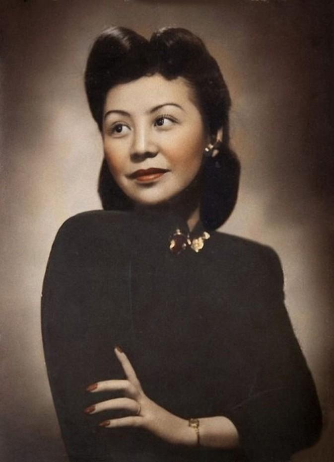 犹太摄影师拍摄的老上海美人照