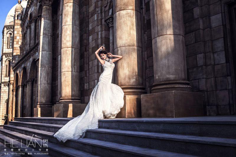 影樓婚紗租售區要獨立規劃